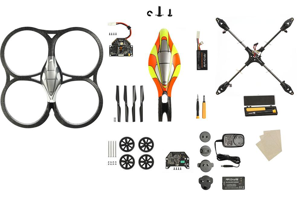 Ar Drone 2 0 Wiring Diagram - Wiring Diagrams Schema