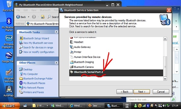 how to connect bluetooth pc to mobile windows 8